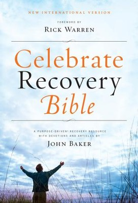 NIV Celebrate Recovery Bible - eBook  -