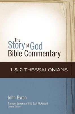 1 and 2 Thessalonians - eBook  -     Edited By: Scot McKnight     By: John Byron