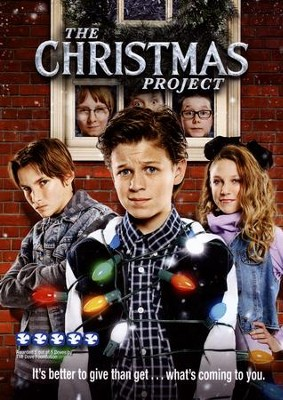 The Christmas Project, DVD   -