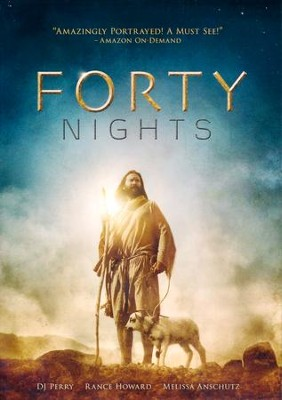 Forty Nights, DVD   -