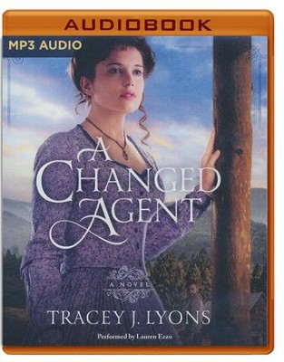 A Changed Agent - unabridged audio book on MP3-CD  -     By: Tracey J. Lyons