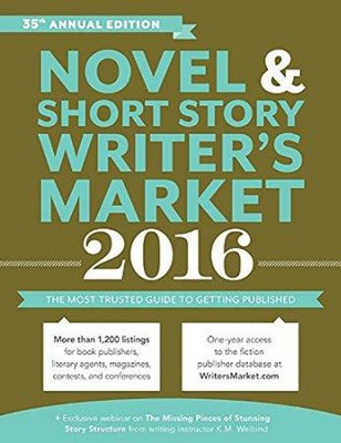 Novel & Short Story Writer's Market 2016  -     By: Rachel Randall