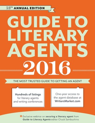 Guide to Literary Agents 2016  -     By: Chuck Sambuchino