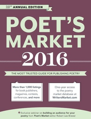 Poet's Market 2016  -     By: Robert Lee Brewer