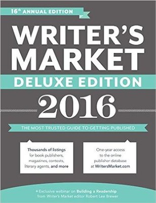 Writer's Market Deluxe Edition 2016  -     By: Robert Lee Brewer