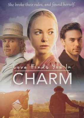 Love Finds You in Charm, DVD   -