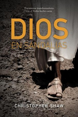 Dios en sandalias - eBook  -     By: Christopher Shaw