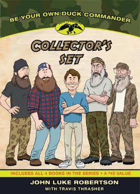 Be Your Own Duck Commander Boxed Set - eBook  -     By: John Luke Robertson, Travis Thrasher