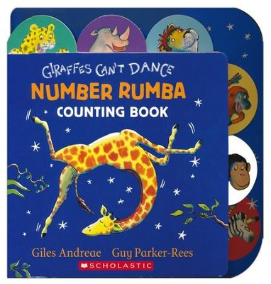 Number Rumba Counting Book  -     By: Giles Andreae, Guy Parker-Rees