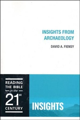 Insights from Archaeology  -     By: David A. Fiensy