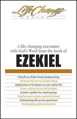 Ezekiel, LifeChange Bible Study - eBook   -
