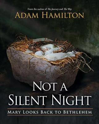 Not a Silent Night: Mary Looks Back to Bethlehem - eBook  -     By: Adam Hamilton
