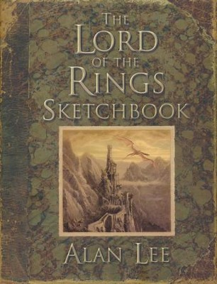 The Lord of the Rings Sketchbook   -     By: Alan Lee