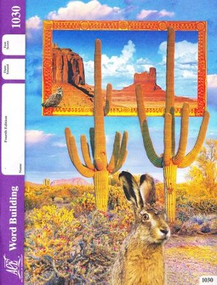 Word Building PACE 1030, Grade 3 (4th Edition)  -