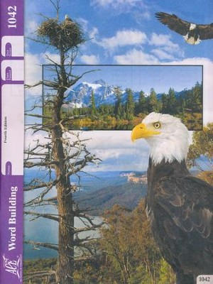 Word Building PACE 1042, Grade 4 (4th Edition)  -