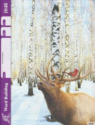 Word Building PACE 1048, Grade 4, (4th Edition)   -