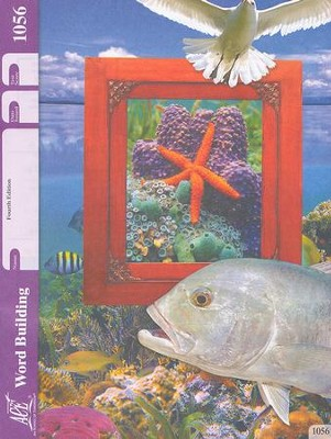Word Building PACE 1056, Grade 5 (4th Edition)  -