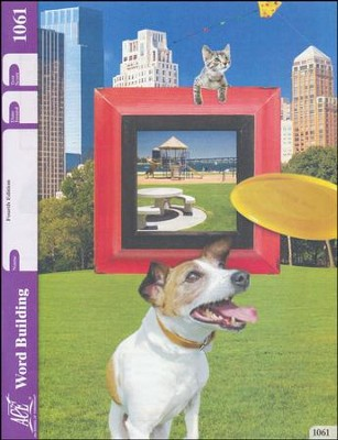 Word Building PACE 1061, Grade 6 (4th Edition)  -