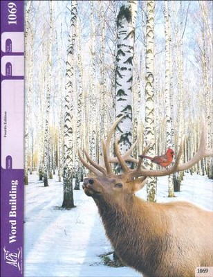 Word Building PACE 1069, Grade 6 (4th Edition)  -