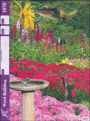 Word Building PACE 1070 (4th Edition), Grade 6   -