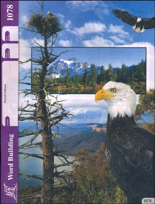 Word Building PACE 1078, Grade 7 (4th Edition)  -