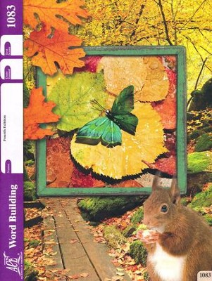Word Building PACE 1083, Grade 7 (4th Edition)  -