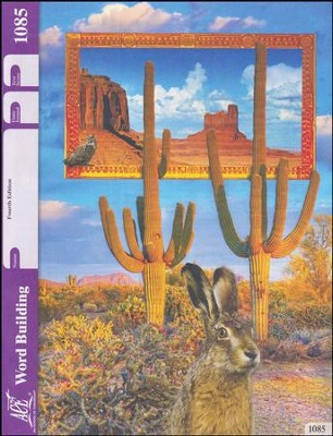 ACE PACE Word Building 1085, 4th Edition Grade 8  -