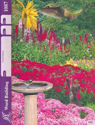 Word Building PACE 1087, Grade 8 (4th Edition)  -