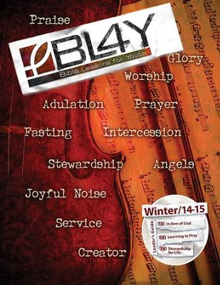 Bible Lessons for Youth Winter 2014-2015 Leader - eBook  -     By: Jacob Fasig, Tim Gossett, Sally Hoelscher