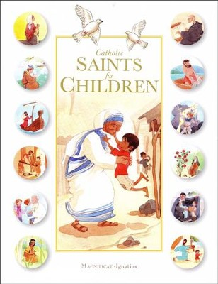 Catholic Saints for Children  -     By: Annesophie DuBouetiez     Illustrated By: Benedicte Lefebvre