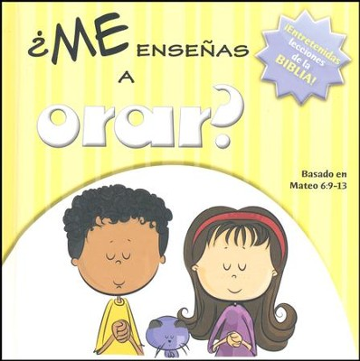 ¿Me Enseñas a Orar?  (How Do I Pray?)  -     By: Ivan Gouveia