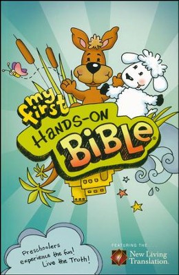 My First Hands-on Bible, softcover  -