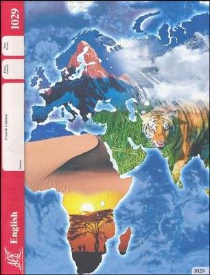 English PACE 1029, Grade 3 (4th Edition)  -