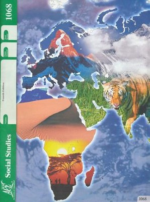 Grade 6 Social Studies PACE 1068 (4th Edition)  -