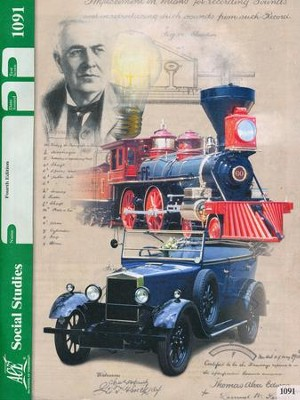 Grade 8 Social Studies PACE 1091 (4th Edition)  -