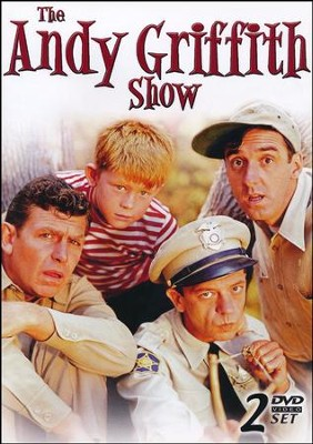 The Andy Griffith Show (12 Episodes on 2 DVD's)   -