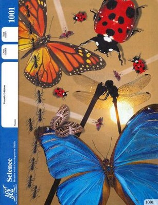 Science PACE 1001, Grade 1, 4th Edition   -
