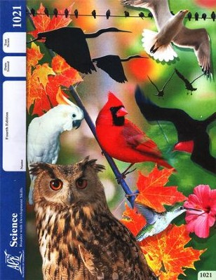 4th Edition Science PACE 1021, Grade 2   -