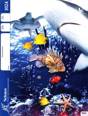 4th Edition Science PACE 1024, Grade 2   -