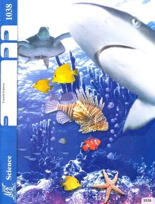 4th Edition Science PACE 1038 Grade 4  -