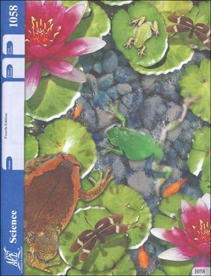 Science PACE 1058 (4th Edition) Grade 5  -