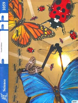 Grade 5 Science PACE 1059 (4th Edition)  -