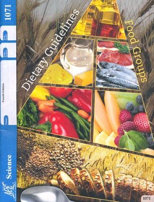 Science PACE 1071 (4th Edition) Grade 6  -