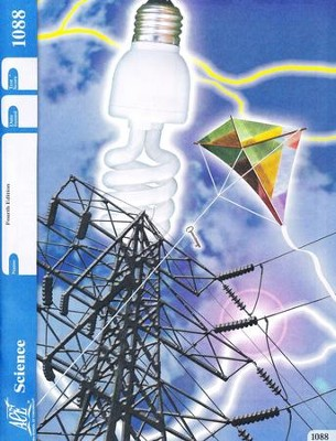 Science PACE 1088, Grade 8, 4th Edition  -