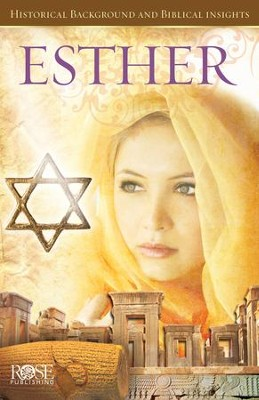 Esther - eBook  -     By: Rose Publishing