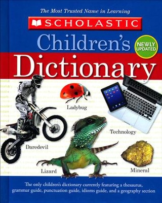 Scholastic Children's Dictionary. 2013 Edition   -