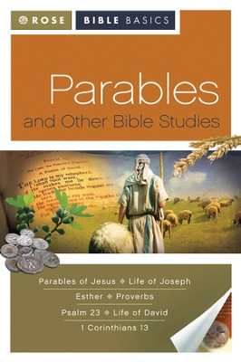 Parables and Other Bible Studies - eBook  -     By: Rose Publishing