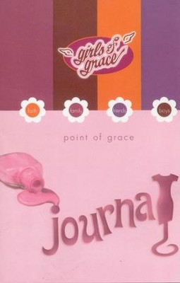Girls of Grace Journal  -     By: Point of Grace