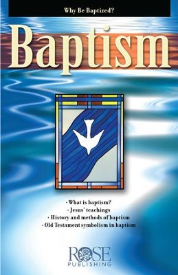 Baptism - eBook  -     By: Rose Publishing