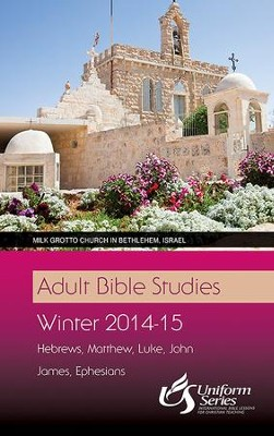 Adult Bible Studies Winter 2014-2015 Student - eBook  -     By: Simon Peter Iredale